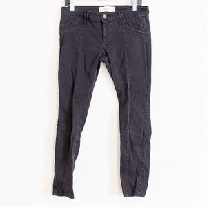 Hollister | Black Super Skinny Jeans | size 7/28